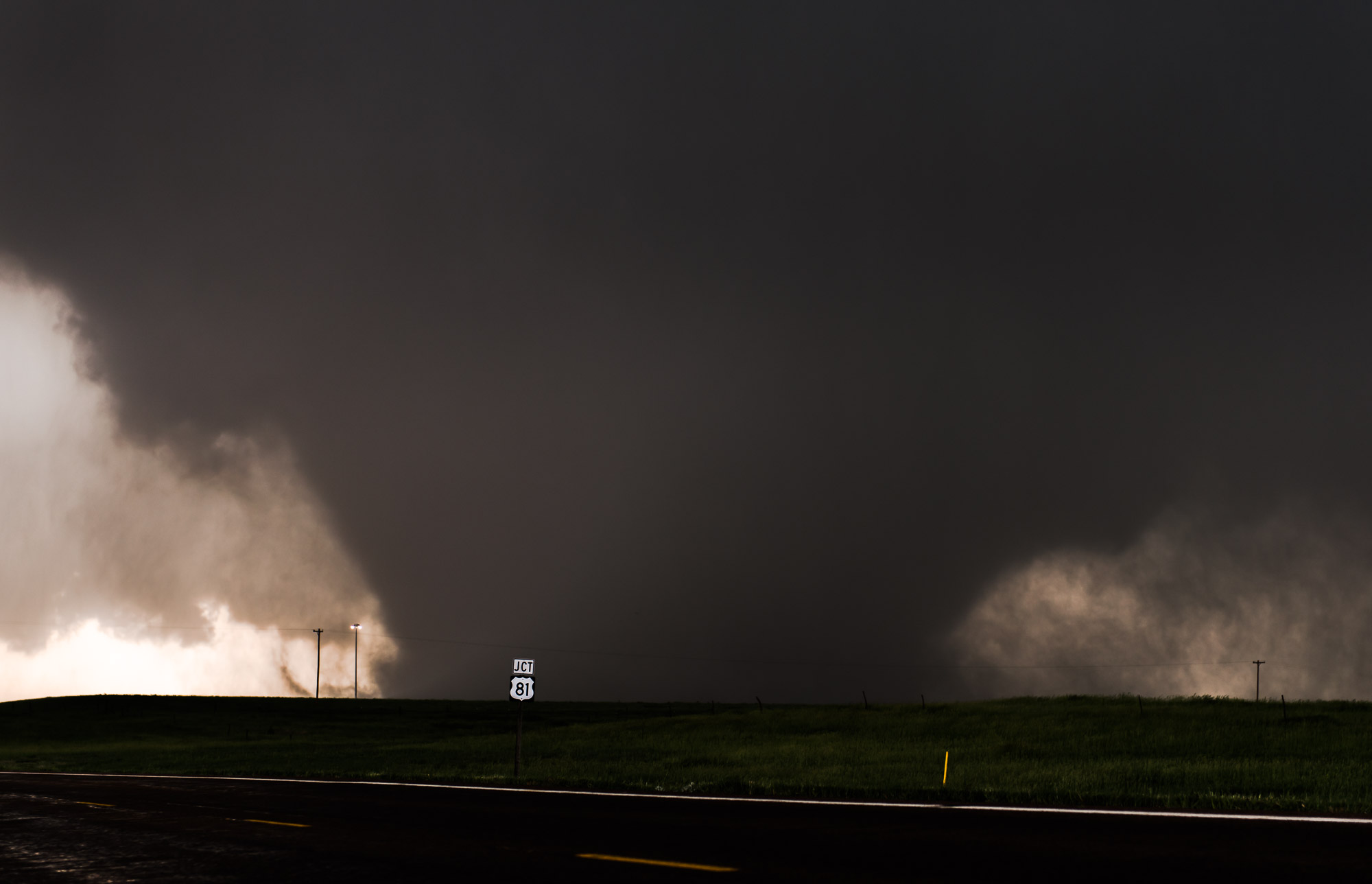 Wedge Tornado Wedge tornado - benningtonWedge Tornado